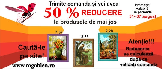 REDUCERE 31 - 07 AUGUST