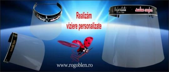 Viziere personalizate