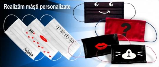 Masti personalizate