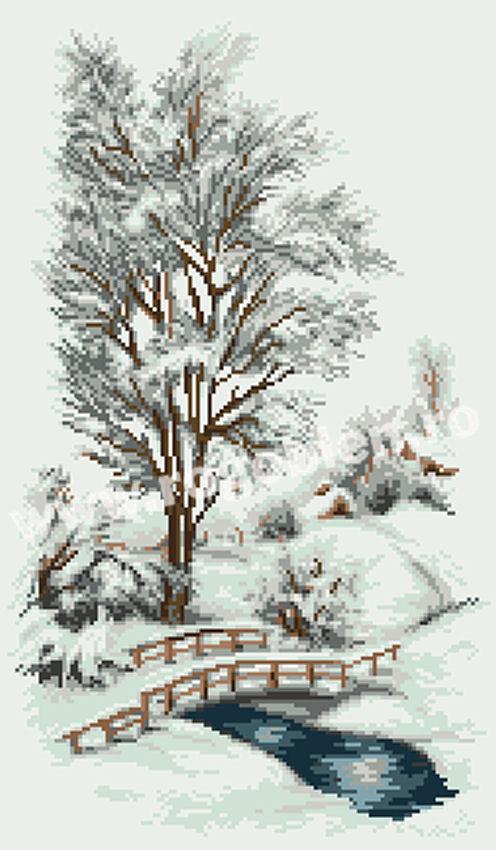 Snowed Paths