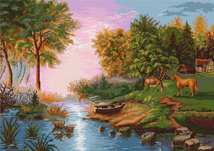 Peisaj de vara