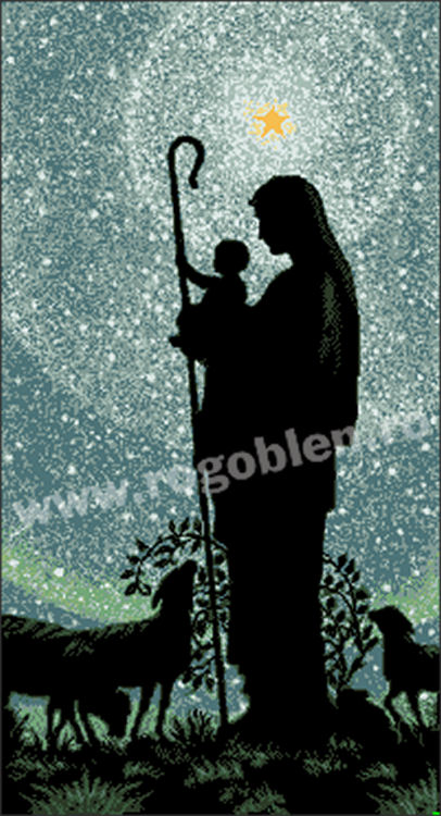 Heaven's shepherd