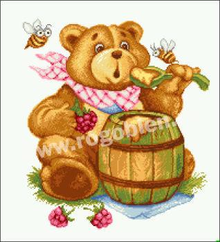 Greedy Bear
