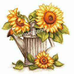 Stropitoare cu floarea soarelui