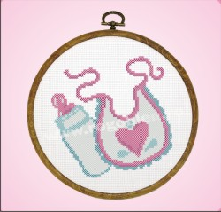Bavetta for a Baby Girl
