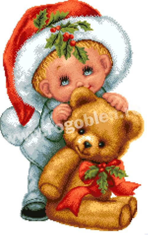 Le lutin du Père Noël