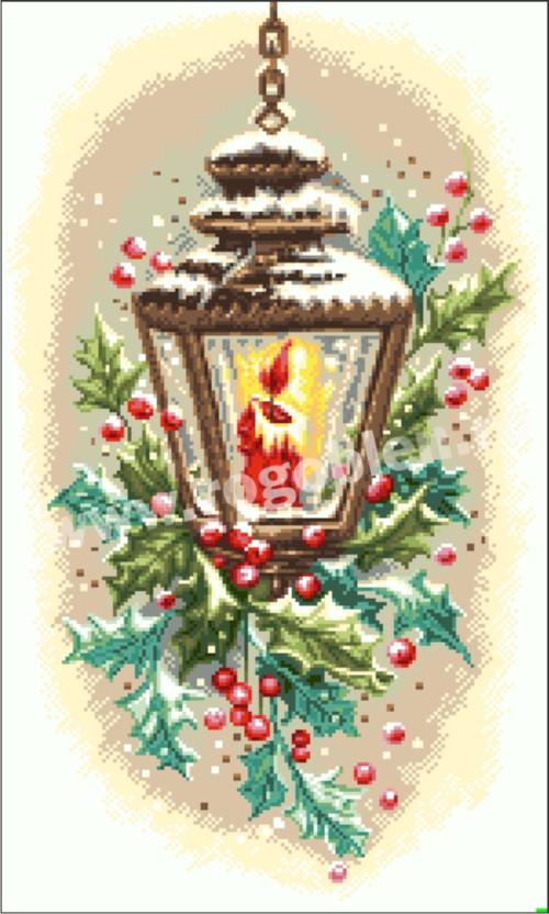Lampada di Natale
