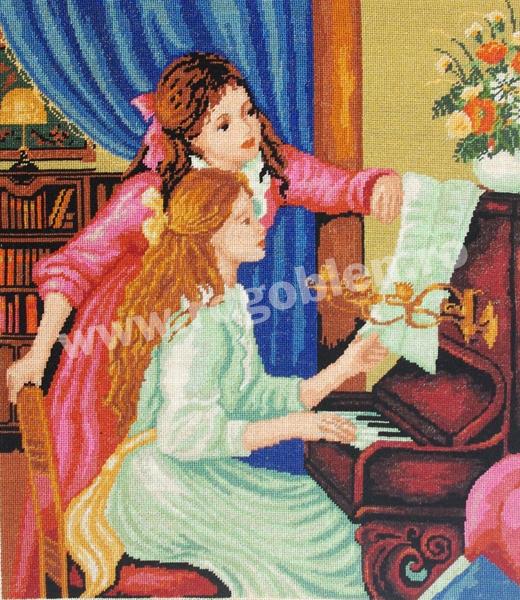 Lectia de clavecin