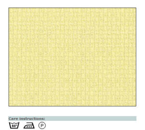 Aida canvas light yellow