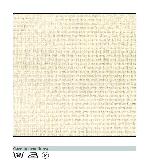 Aida canvas light beige
