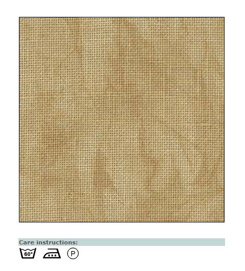 Cashel canvas vintage white coffee