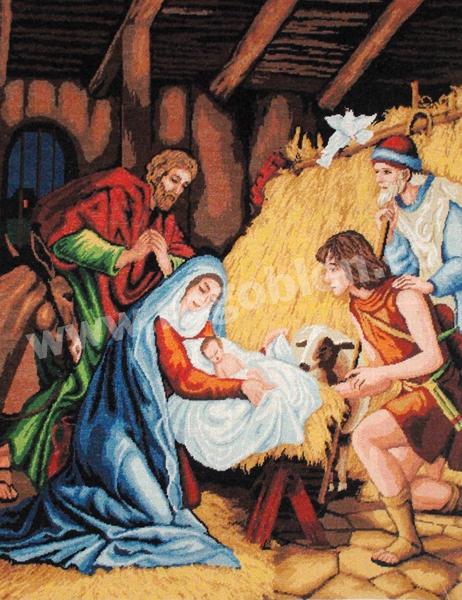 La naissance du Seigneur
