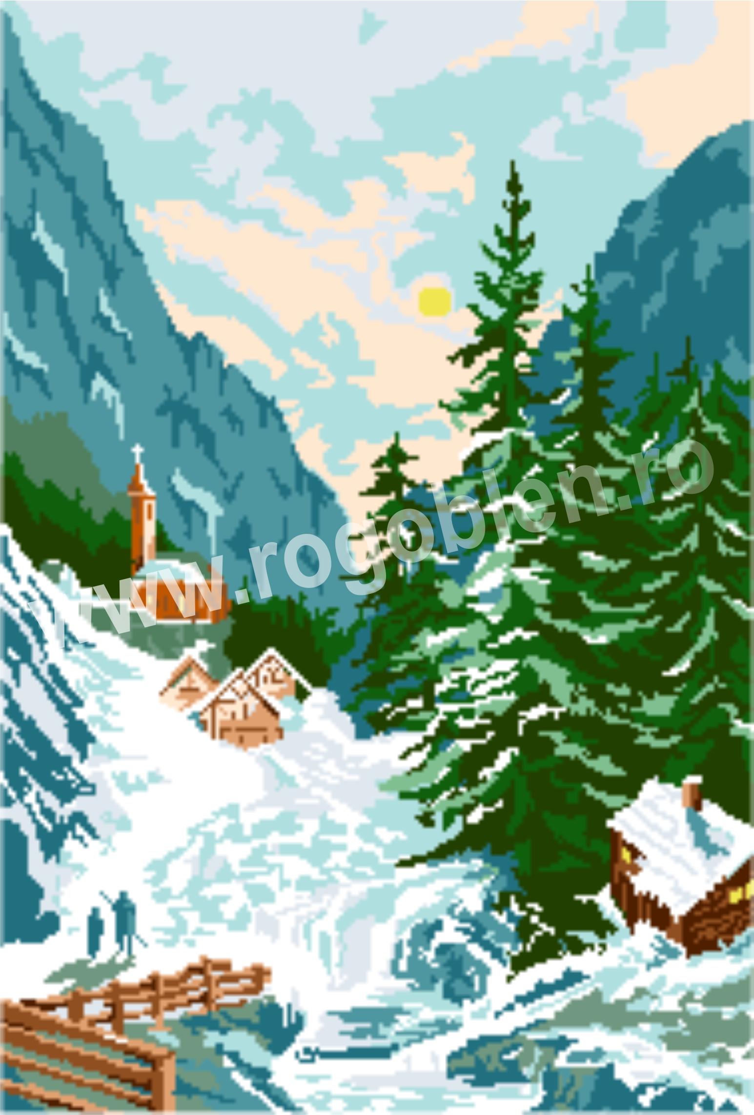 Чарът на зимата