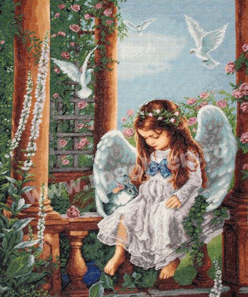 Les ailes de l`enfance