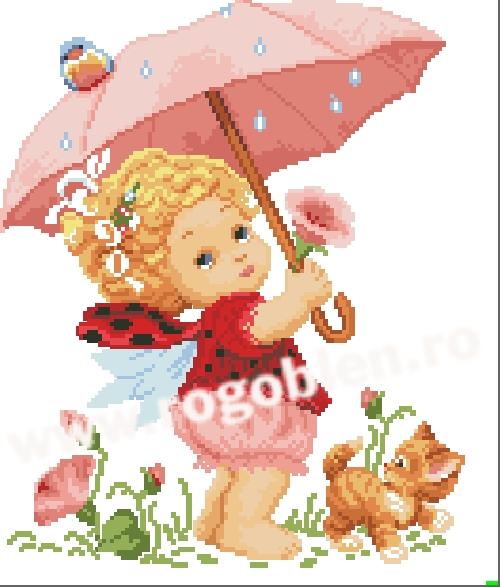 Pretext pentru umbrela