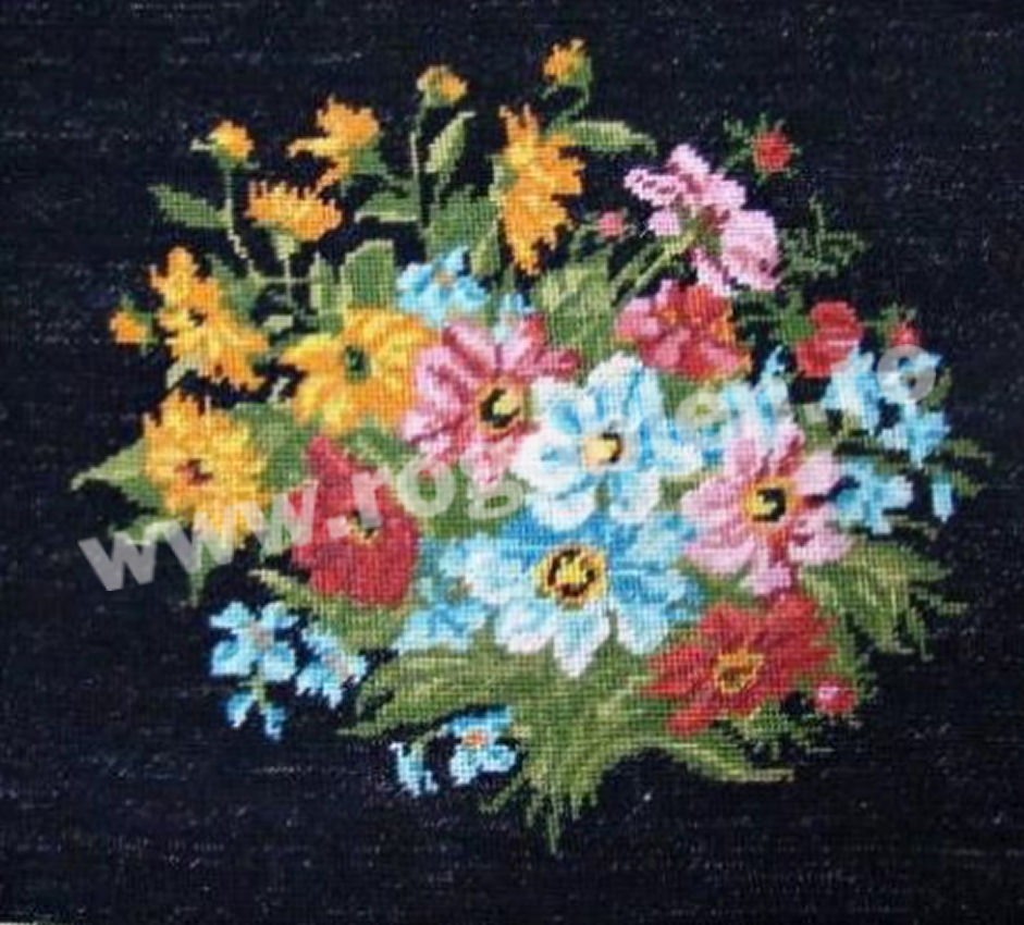 Buchetel cu flori