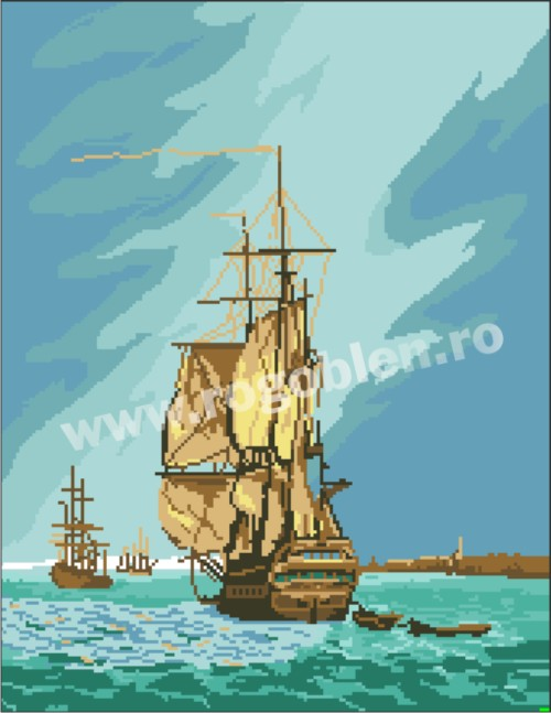 Ships at Twilight