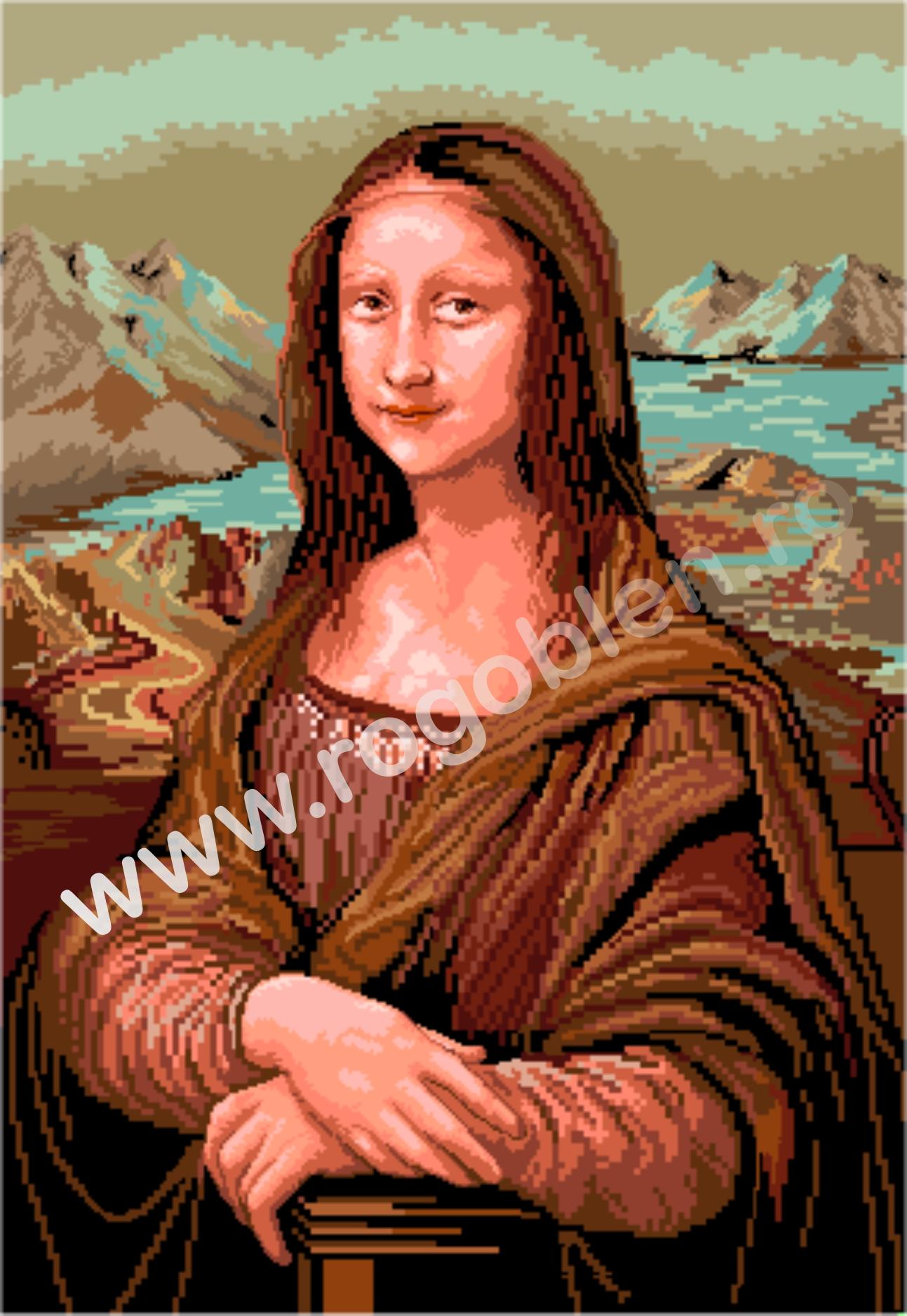 Мона Лизаa (Джокондата)