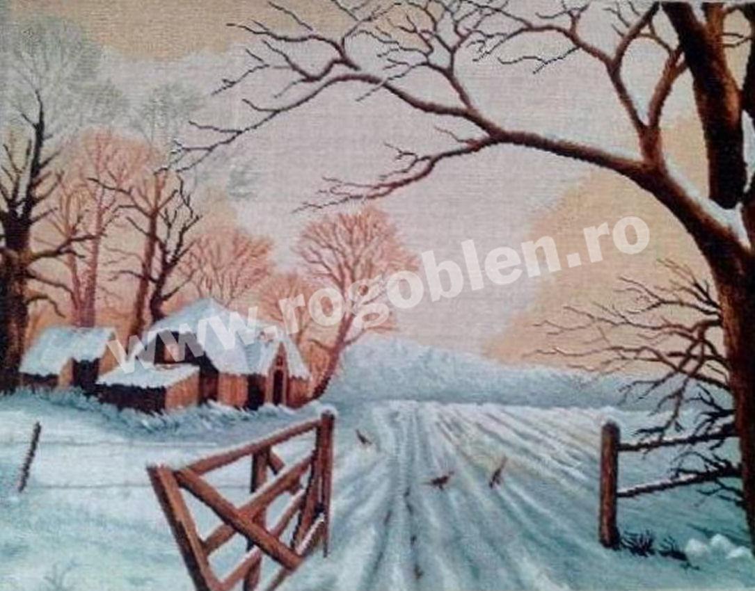 Pastel de iarna