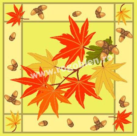 Frunze de toamna   deco