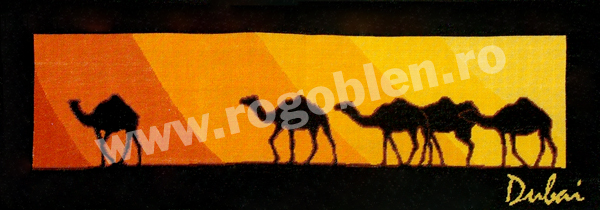 Chameaux arabes