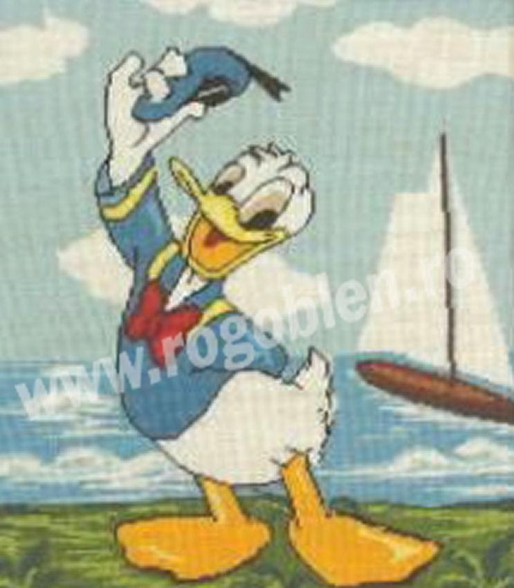 Donald, marinar