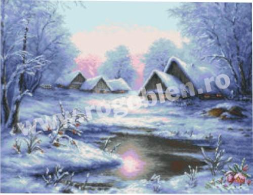 Visul unei seri de iarna