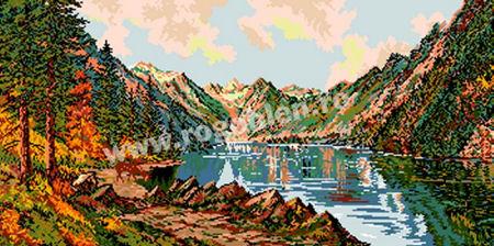 Lac montan