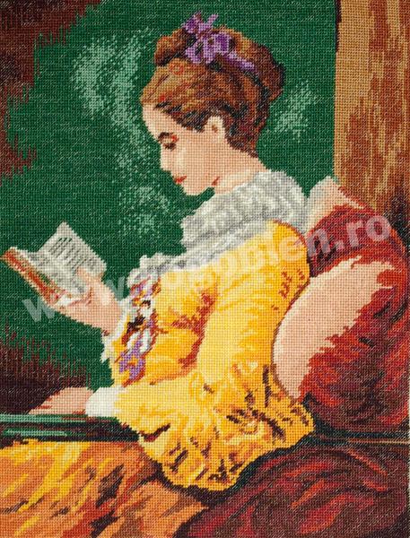 La ragazza col libro