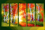 Goblen - Quintetto di autumno