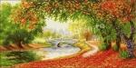Goblen - Culorile toamnei