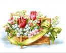 Goblen - Cesto di primavera
