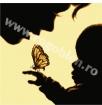 Goblen - Fluturas pentru mama