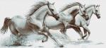 Goblen - Cai albi