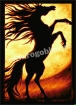 Goblen - Cavallo di fuoco