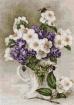 Goblen - Flori de iasomie