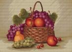 Goblen - Natura moarta cu mere
