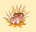 Goblen - Champignons 1