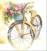 Goblen - Primavara pe bicicleta