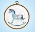 Goblen - Rocking Horse for a Baby Boy