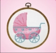 Goblen - Passeggino per una bambina