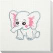 Goblen - Set pentru copii * Elefantel