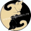 Goblen - Pisici * Lumina si umbra