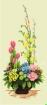 Goblen - Ikebana de la primavera