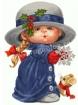 Goblen - Santa s niece