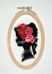 Goblen - Pink Roses Crown