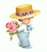 Goblen - Trandafiri pentru mama