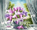 Goblen - Parfum de liliac