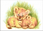 Goblen - Lion Cubs