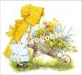 Goblen - Mica florareasa